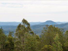 Mount Yengo lookout