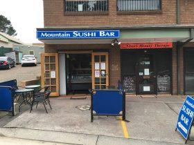 Mountain Sushi Bar