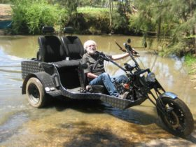 The Adventure Trike