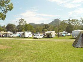 Mullumbimby Showground Camping Ground