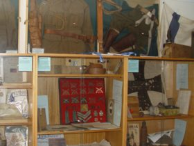 Mulwaree High School Remembrance Museum