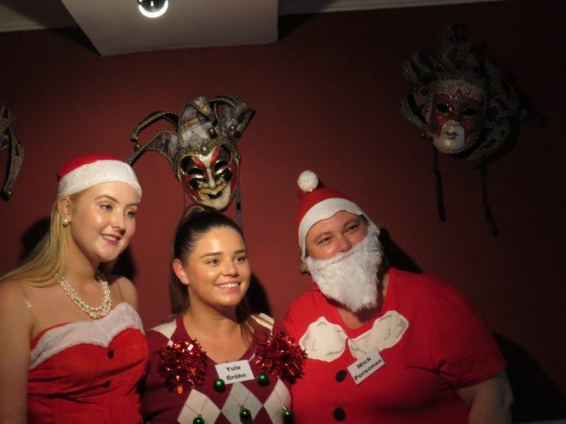 A Christmas Murder