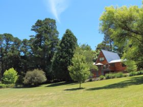 Murrarang, self contained accommodation in the Blue Mountains