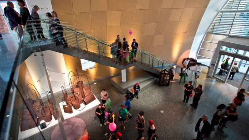 Murray Arts Museum Albury tour