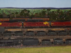 Murray Railway Modellers 2018