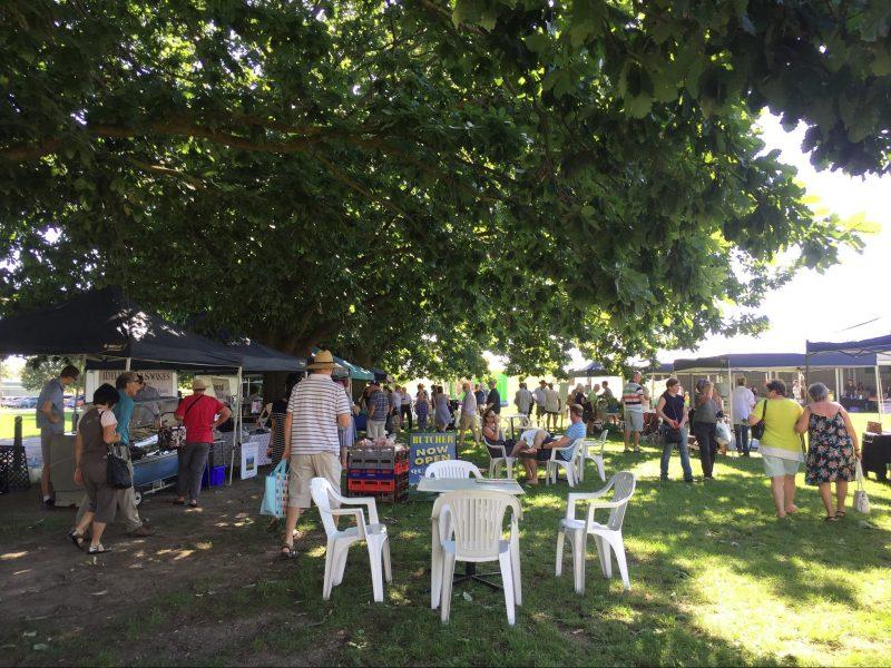 Market day Murrumbateman
