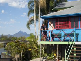 Murwillumbah YHA Mount Warning