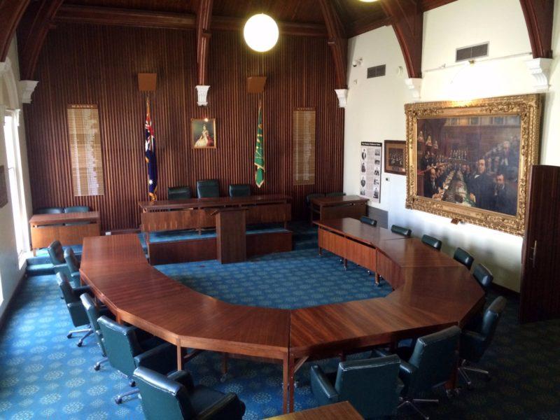 Historic Council Chambers, Wagga Wagga