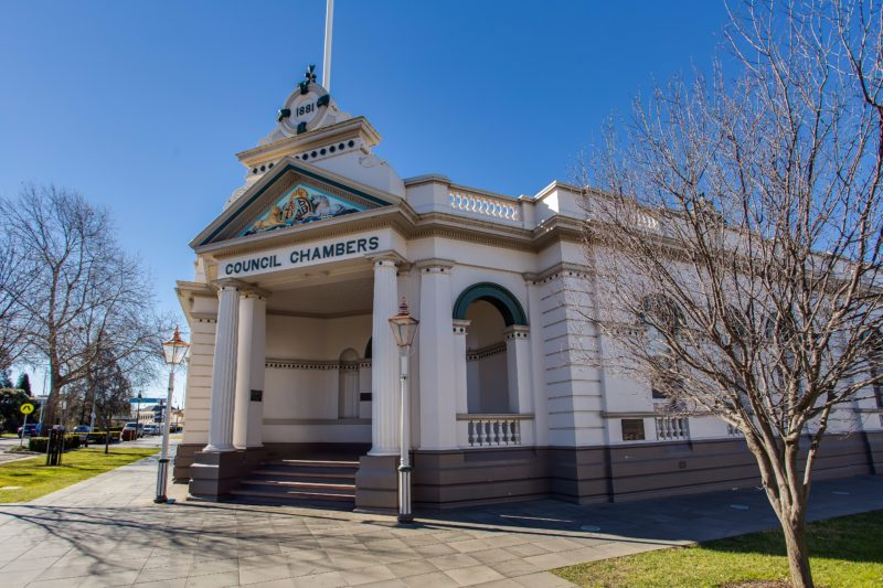 Museum of the Riverina Historic Council Chambers site