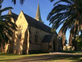 St Alban's Church Muswellbrook