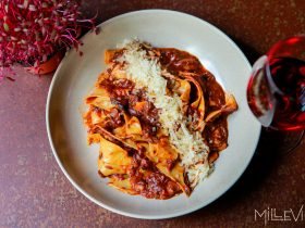 Duck Ragu - MV Bistro & Wine Bar