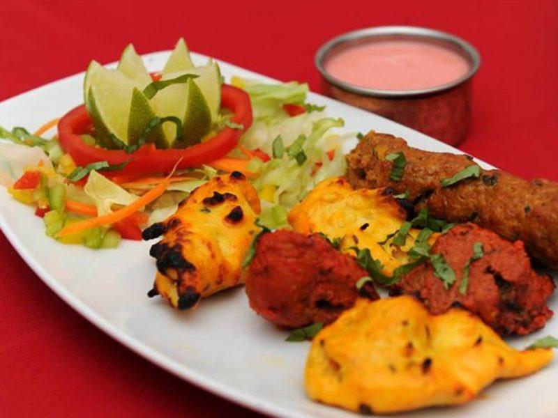 Fantastic food at Namaste.