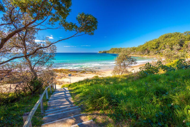Narrawallee Beach
