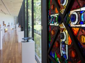 National Art Glass Gallery Wagga Wagga