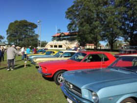 Berry National Motoring Heritage Day