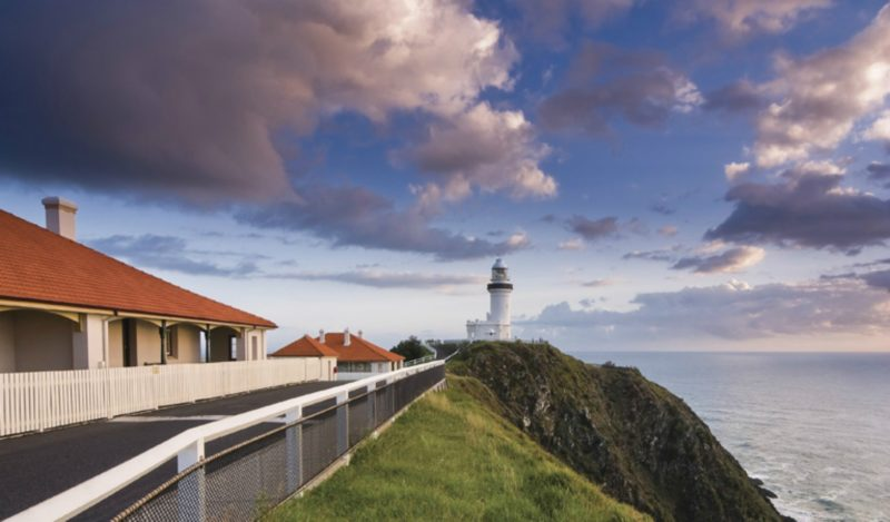 National Parks and Wildlife Service - Cape Byron Trust