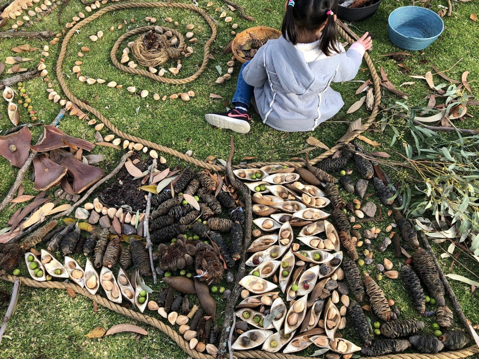 Nature and Art - Eco Art for Kids