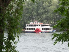 Lunch Cruise, River Cruise, Penith River Cruise,