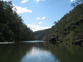 warragamba gorge