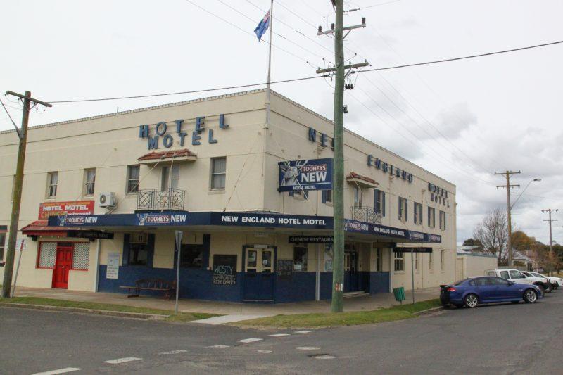New England Hotel Motel