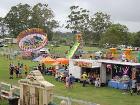 Celebrate New Years at Alstonville Family Festival