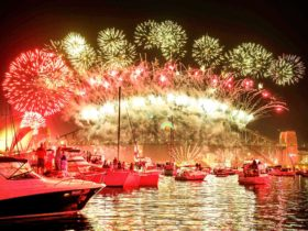 New Years Eve in Sydney Boat Party