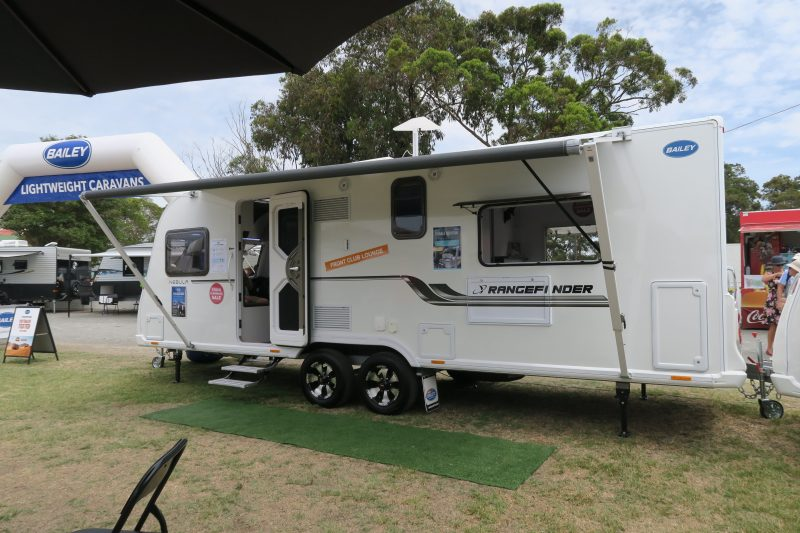Find Your Next Caravan at the Newcastle Expo