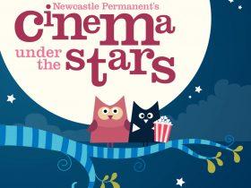 Newcastle Permanent's Cinema Under the Stars