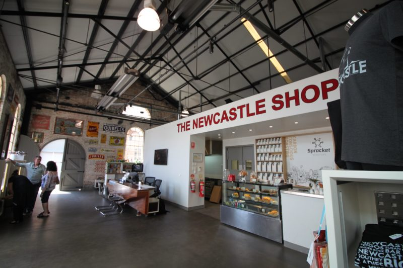 Newcastle Shop