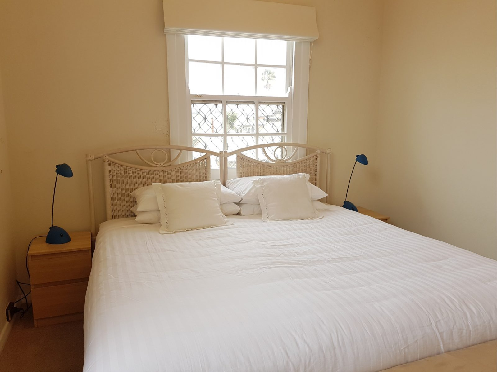 Main Bedroom of Lucia Apartment
