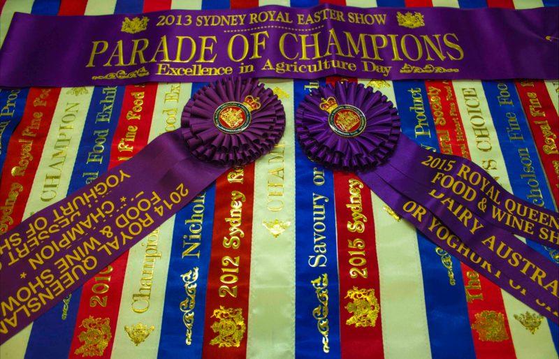 Nicholson Fine Foods Australian Champion Ribbons