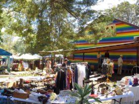 Nimbin Market