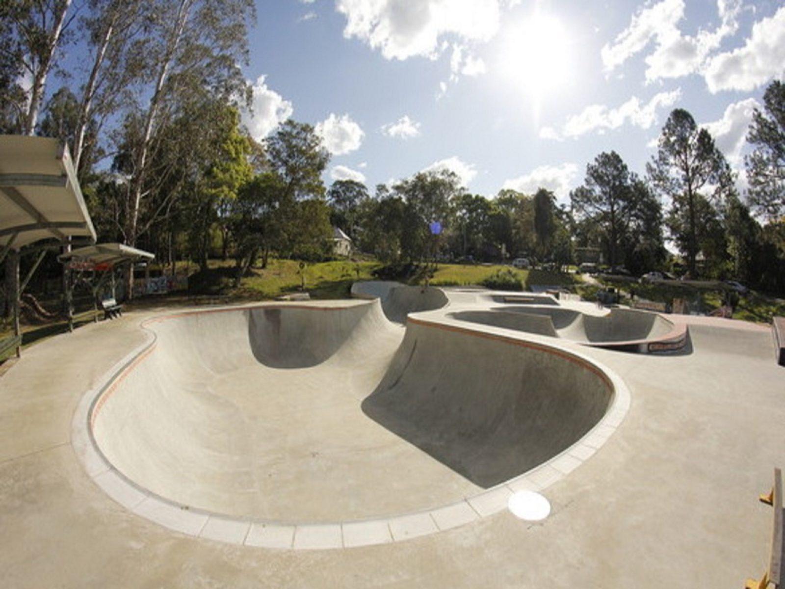 Nimbin Skatepark