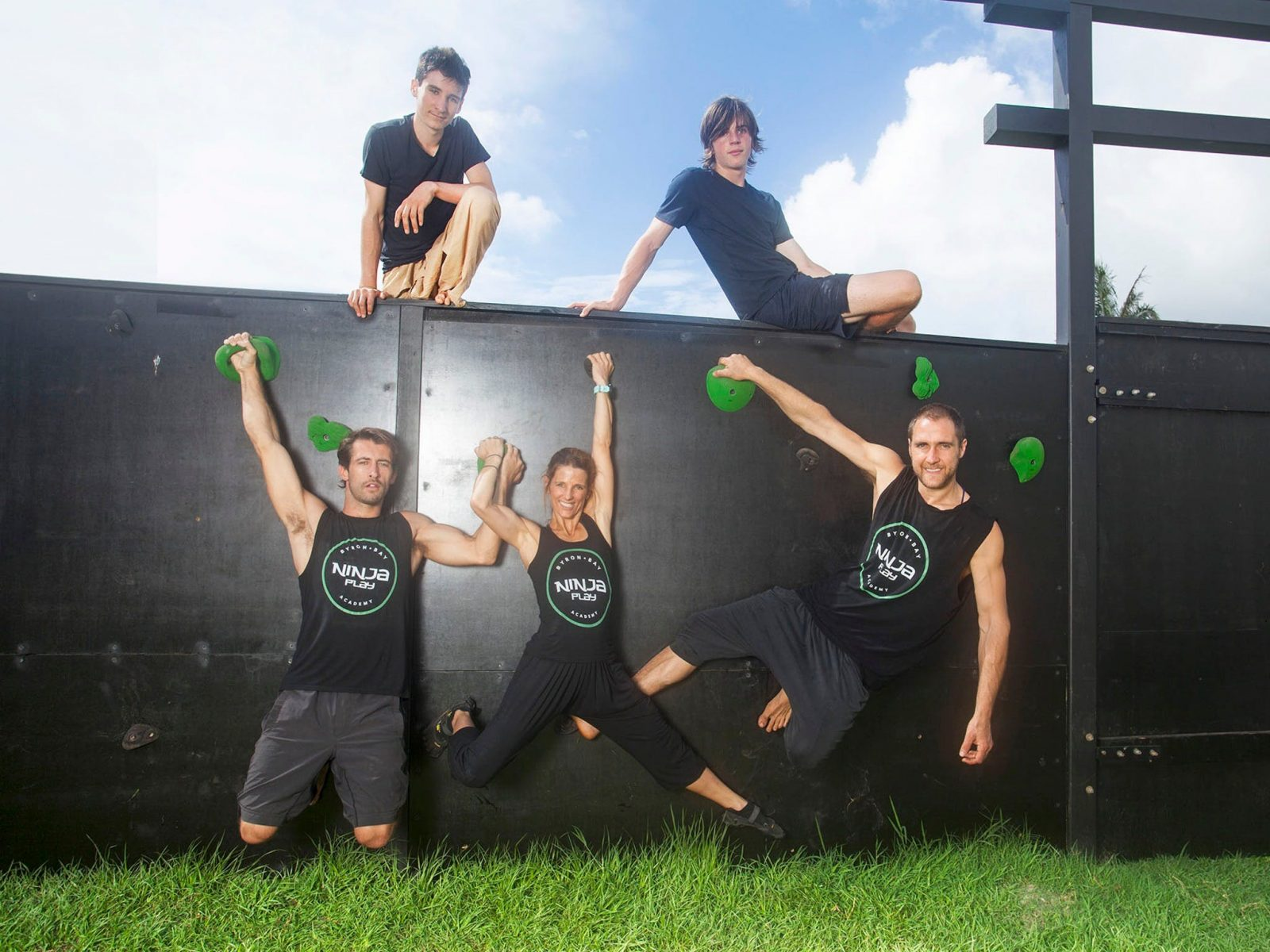 Ninja Play Academy Byron Bay