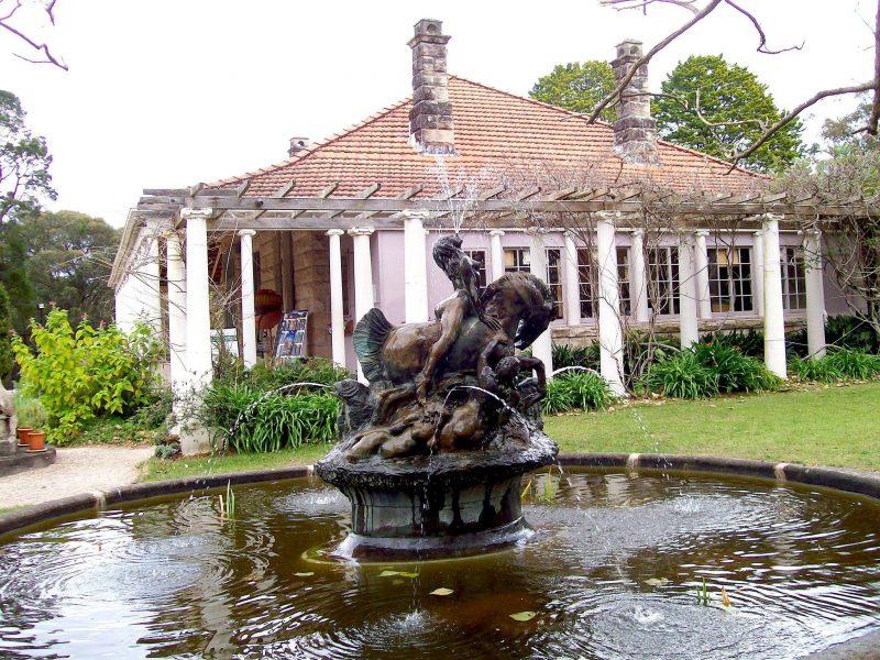 Norman Lindsay Cottage
