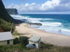North Era Beach, Royal National Park. Photo: Andy Richards/NSW Government