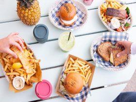 Diggies Kiosk - Take away or dine in