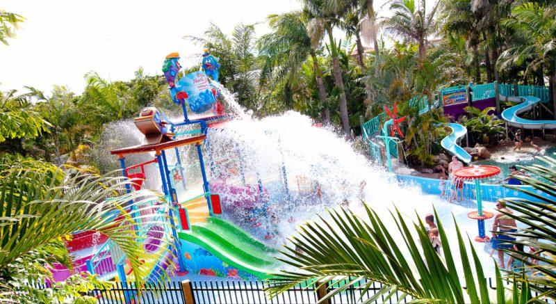Water park - BIG4 North Star Holiday Resort