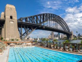 North Sydney Olympic Pool, Milsons Point