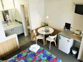 Accommodation Double room Ensuite