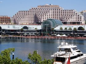 Novotel Sydney on Darling Harbour - Location