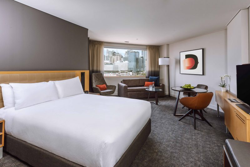 Executive Queen Room at Novotel Sydney on Darling Harbour