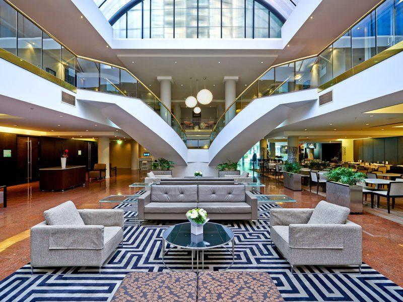 Novotel Sydney Parramatta Atrium hotel facility