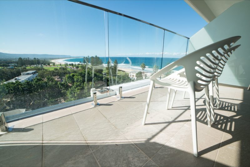 Ocean View Balcony
