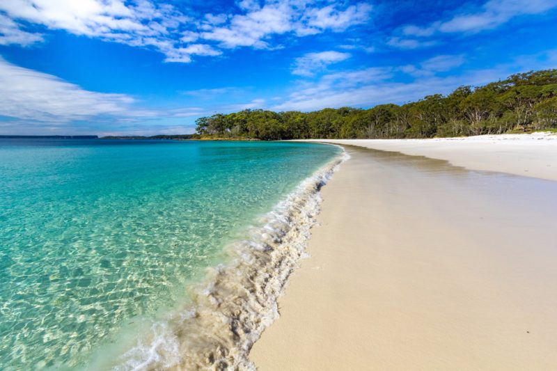 Green Patch Beach Jervis Bay National Park