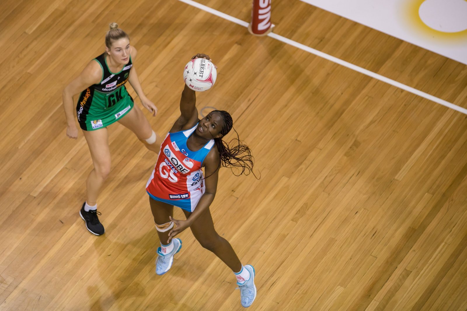 NSW Swifts v West Coast Fever