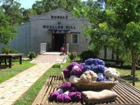 Nundle Wool Mill