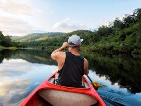 canoe the Nymboida