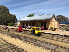 Heritage Rail