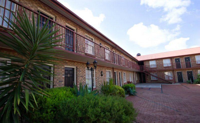 Old Willyama Motor Inn